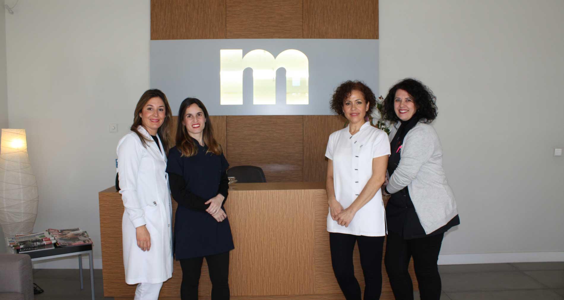 Clínica dental Dra Marta Nieto en Dos Hermanas, Sevilla